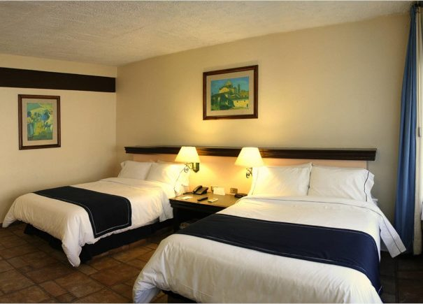 Hotel-Mision-De-Los-Angeles-Oaxaca-Mexico-Garden-3