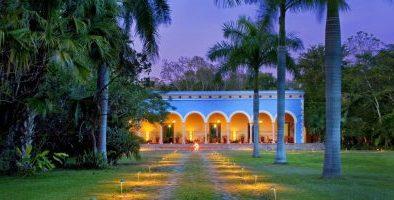 Колониальные имения Юкатана