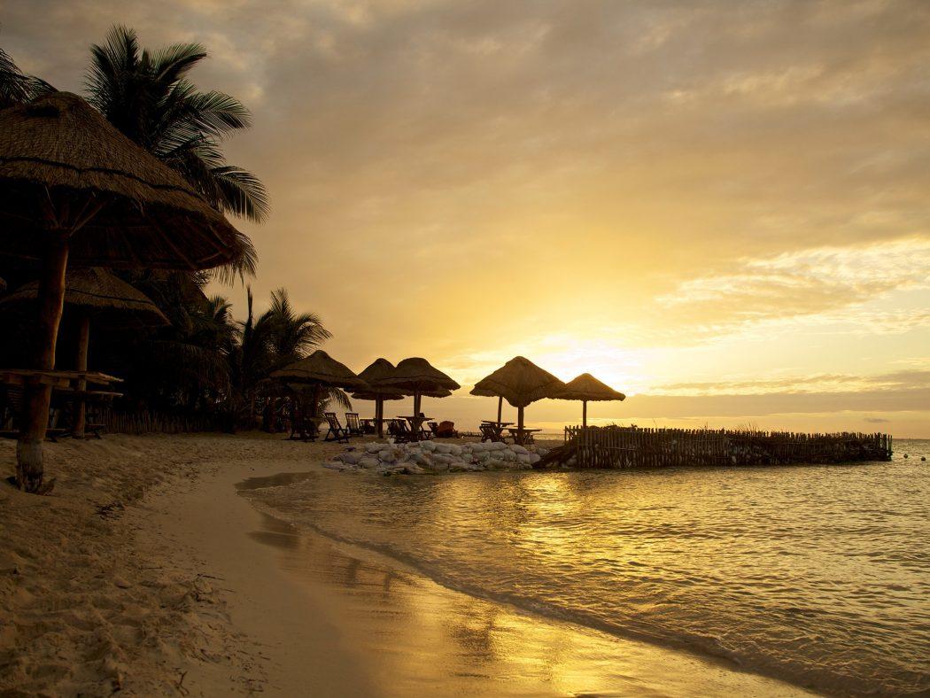 Playa Norte, Isla Mujeres, Yucatán Peninsula