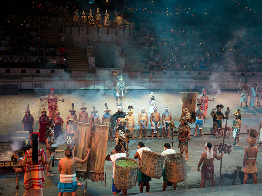 Mexico-espectacular-Xcaret
