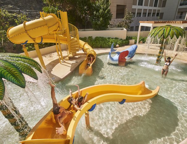 Park-Royal-Cancún-Kids-water-play-Pool