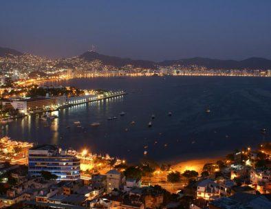 Delux Night tour in Acapulco
