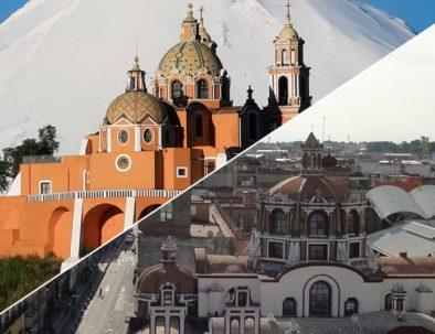 Puebla and Cholula day tour