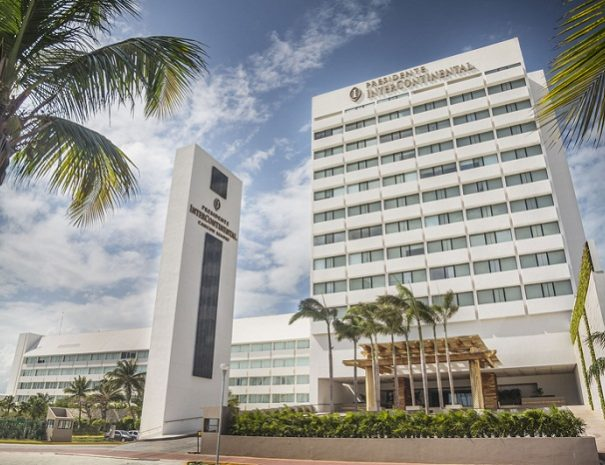 presidente-intercontinental-cancun-biulding