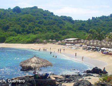 Ixtapa Island & Las Gatas beach