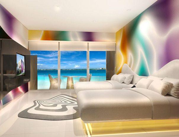 trendy-ocean-view-double-bed-room