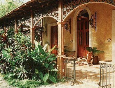 Колониальные имения Юкатана из Мериды