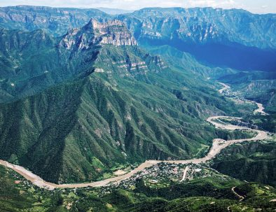 Large Copper Canyon