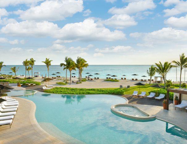 Punta Bonita Pool and Beach