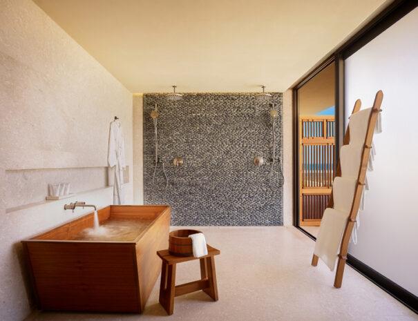 Nobu Hotel Los Cabos - Junior Suite Bathroom